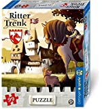Oetinger F92600 Ritter Trenk Puzzle 99 Teile