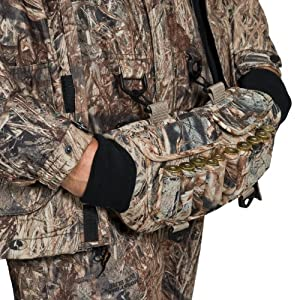 Mossy Oak Neoprene Hand Warmer, Duck Blind by Mossy Oak Hunting Accessories