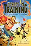img - for Hyperion and the Great Balls of Fire (Heroes in Training) book / textbook / text book