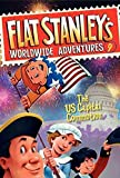 img - for [(Flat Stanley's Worldwide Adventures #9: The Us Capital Commotion )] [Author: Jeff Brown] [Dec-2011] book / textbook / text book
