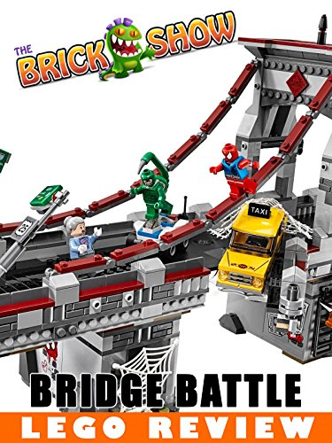 LEGO Marvel Superheroes Spider-Man: Web Warriors Ultimate Bridge Battle Review