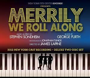 Merrily We Roll Along (2012 Encores! Cast)