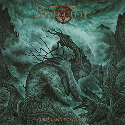 Protector-Cursed and Coronated-CD-FLAC-2016-SCORN Download