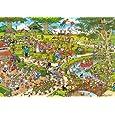 Jan Van Haasteren The Park 3000 Piece Jigsaw Puzzle