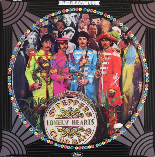 Sgt. Pepper's Lonely Hearts Club Band by The Beatles