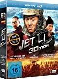 Image de Jet Li 3d Edition - Limited Edition [Blu-ray] [Import allemand]