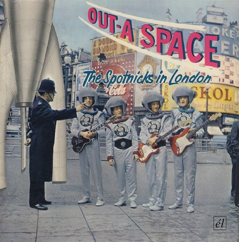 The Spotnicks-Out-A Space The Spotnicks In London-(ACMEM250CD)-Remastered-CD-FLAC-2014-WRE Download