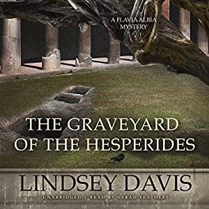 The Graveyard of the Hesperides Audiobook