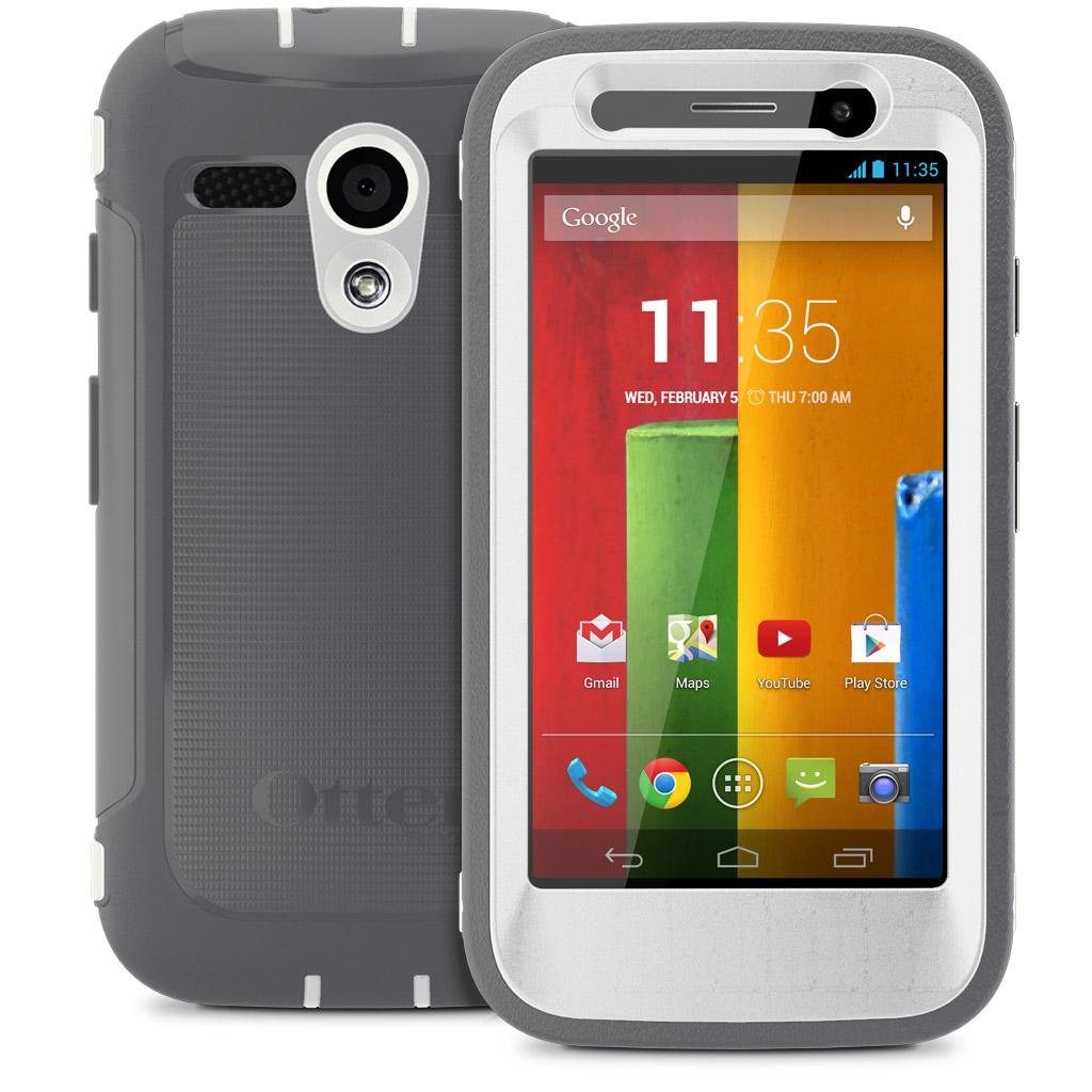 Defender Series Case for Motorola Moto G. Motorola Moto G phone case