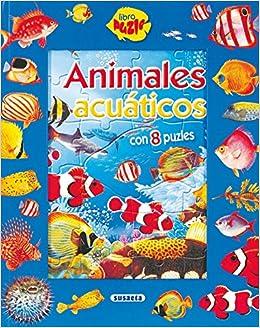 ANIMALES ACUATICOS: Varios autores: 9788430562398: Amazon.com: Books
