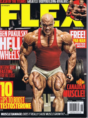 Flex [US] June 2012 (単号)
