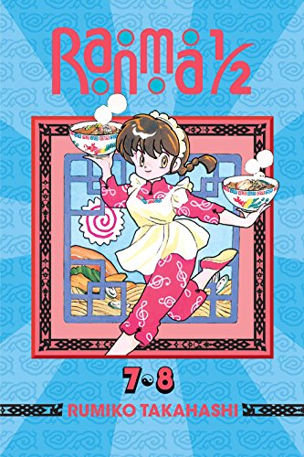Ranma 1/2 (2-in-1 Edition) Volume 4: 7-8