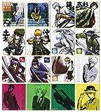 銀魂色紙ART [全16種セット(フルコンプ)]
