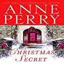 A Christmas Secret Audiobook by Anne Perry Narrated by Terrence Hardiman