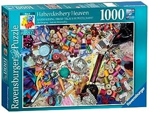 Ravensburger Perplexing Haberdashery (1000 Pieces)