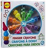 ALEX Toys - Artist Studio, Clickable Finger Crayons, 248/30S