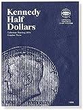 Kennedy Half Dollars Folder Starting 2004 (Official Whitman Coin Folder)
