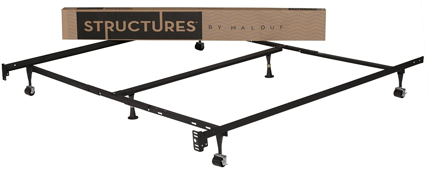 adjustable bed frame by structures