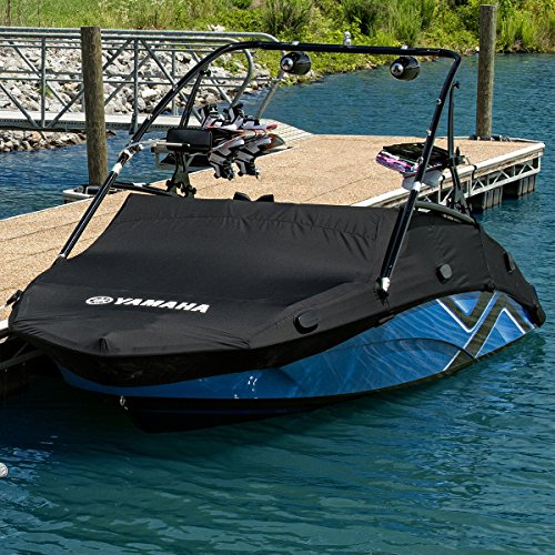 Yamaha Deluxe Premium Mooring Cover with Tower yamaha erg121ubl