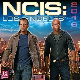 NCIS: Los Angeles - 2016 Calendar 12 x 12in