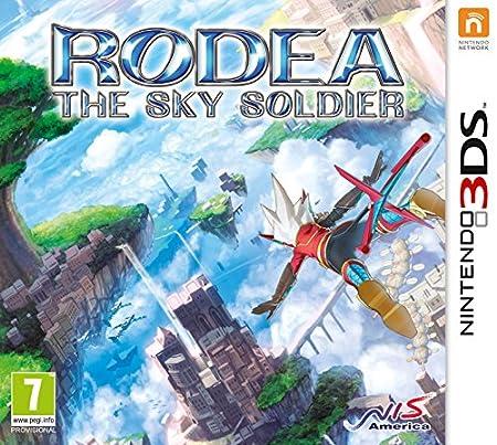 Rodea: The Sky Soldier (Nintendo 3DS)
