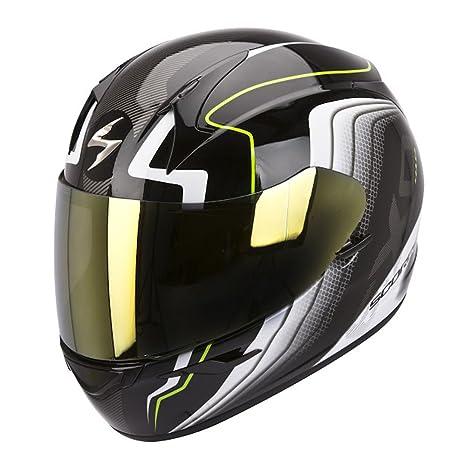 Scorpion eXO - 410 casque intégral aIR aLTUS-noir/blanc