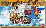 "Bandai Hobby Thousand Sunny Model Ship ""One Piece"" - Grand Ship Collection"