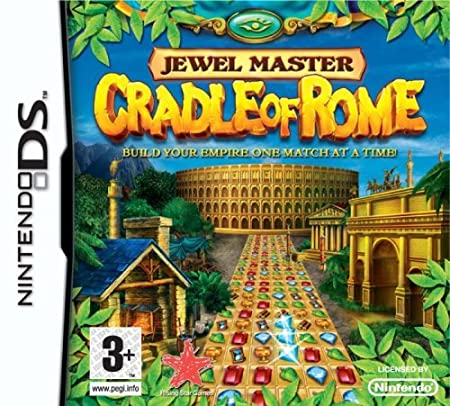 Cradle Of Rome Jewel Master (Nintendo DS) (UK IMPORT)