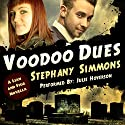 Voodoo Dues: Lian and Figg, Book 1 Audiobook by Stephany Simmons Narrated by Julie Hoverson