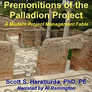 Premonitions of the Palladion Project Audiobook