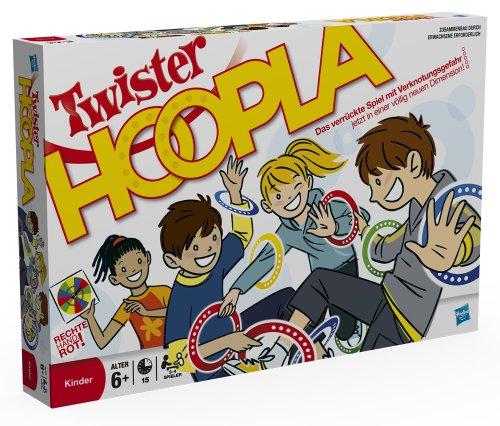 Hasbro Twister Hoopla 16964100 [importato dalla Germania]