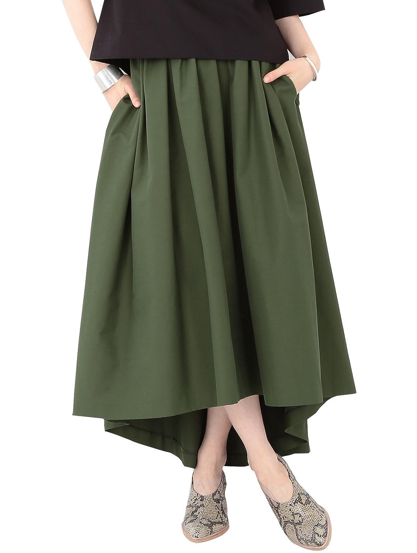 Amazon.co.jp: (レイビームス) Ray BEAMS RBS(アールビーエス) / ロングテール ギャザースカート: 服&ファッション小物