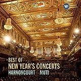 New Year's Concert - Neujahrskonzert Nikolaus Harnoncourt, Riccardo Muti Wiener Philharmoniker