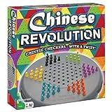 Pressman Toy International - Damas chinas, 2 jugadores (Pressman 3240) [Importado]