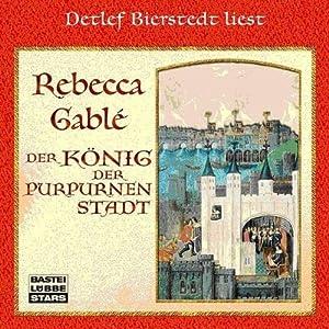 eBook Cover für  Der K ouml nig der purpurnen Stadt 8 Audio CDs