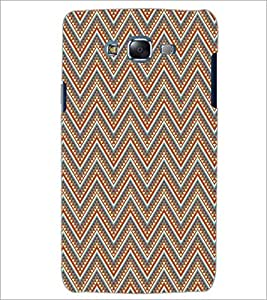 PrintDhaba Pattern D-5132 Back Case Cover for SAMSUNG GALAXY J5 (Multi-Coloured)