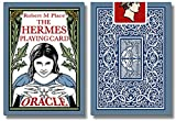 img - for The Hermes Playing Card Oracle book / textbook / text book