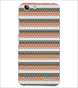 PrintDhaba Pattern D-5190 Back Case Cover for LENOVO VIBE K5 PLUS (Multi-Coloured)