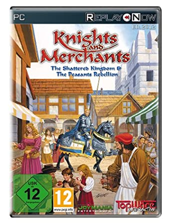 Knights & Merchants - The Pesants Rebellion + The Shattered Kingdom