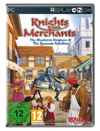Knights and Merchants Gold Edition 2012 (PC)