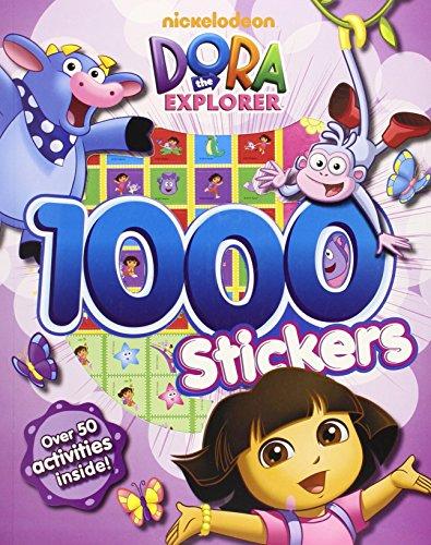 Dora the Explorer 1000 Sticker Book