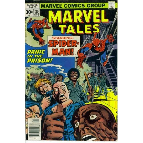 "Amazon.com: Marvel Tales #80 : Starring Spider-Man in ""Panic in the"