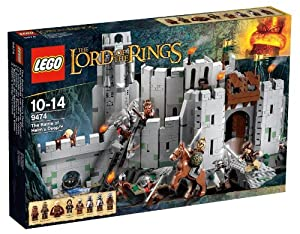 Lego The Lord Of The Ring - 9474 - Jeu de Construction - La Bataille du Gouffre de Helm