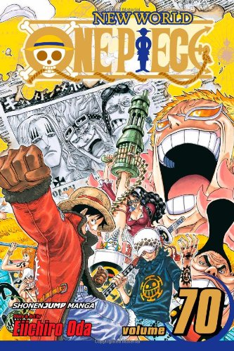 One Piece, Vol. 70