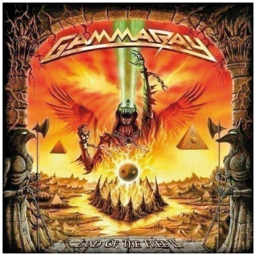 Land Of The Free Pt. Ii by Gamma Ray (2010) Audio CD