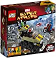 LEGO Superheroes 76017 Captain America vs. Hydra
