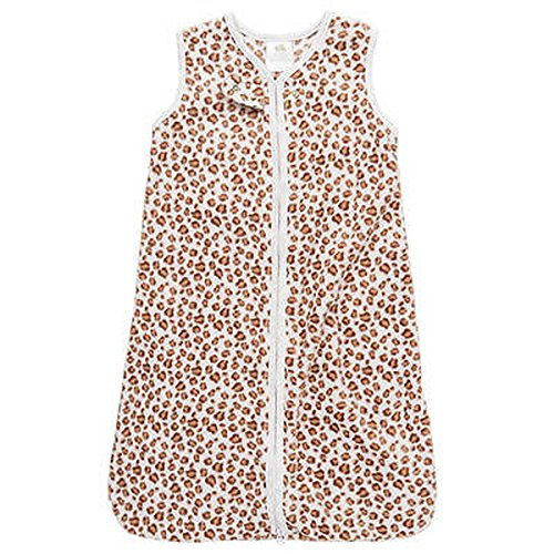 Just Born Wear-A-Blanket - Leopard - Small front-753859