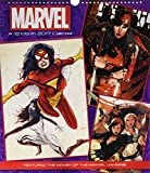 img - for Women of Marvel Universe 2017 Calendar book / textbook / text book
