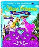 Swan Princess: A Royal Family Tale / La princesse des cygnes: conte d'une famille royale (2 Discs) Bilingual - UltraViolet Combo Pack [Blu-ray]
