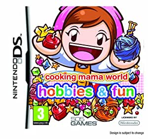 Cooking Mama World: Hobbies and Fun (Nintendo DS)